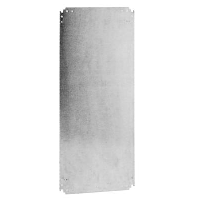 THOMAS & BETTS NP3024 Thomas & Betts NP3024 Circuit Safe Enclosure Back Pane, 21 inch Width, 27 inch Length, 14-Gauge Steel, White