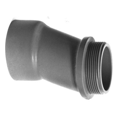 Thomas & Betts E995G Carlon E995G Non-Metallic Meter Offset; 1-1/4 Inch, External Threaded, PVC