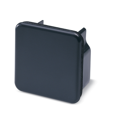 Thomas & Betts EGSER Carlon EGSER Wiresafe® EGS Model End Cap; 6 Inch x 6 Inch, PVC, Gray