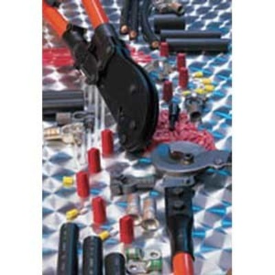Thomas & Betts TBM6D-1 Thomas & Betts TBM6D-1 Color-Keyed® Die Set; 8 AWG-500 KCMIL Cu Lug, Used On TBM6/TBM6S/TBM60RS Mechanical Tool