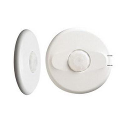 Wattstopper Lighting Controls CI-355 Watt Stopper CI-355 Passive Infrared Line Voltage Occupancy Sensor; 347 Volt DC, 1200 Sq ft, White, Ceiling Mount