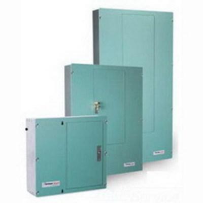 Wattstopper Lighting Controls LENC24S Watt Stopper LENC24S Lighting Control Panel; 23.880 Inch Width x 4.625 Inch Depth x 26.380 Inch Height, 16 Gauge Steel, Green