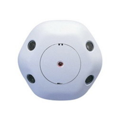 Wattstopper Lighting Controls WT-2255 Watt Stopper WT-2255 Ultrasonic Sensor; 24 Volt DC, 90 ft Linear, White, Ceiling Mount